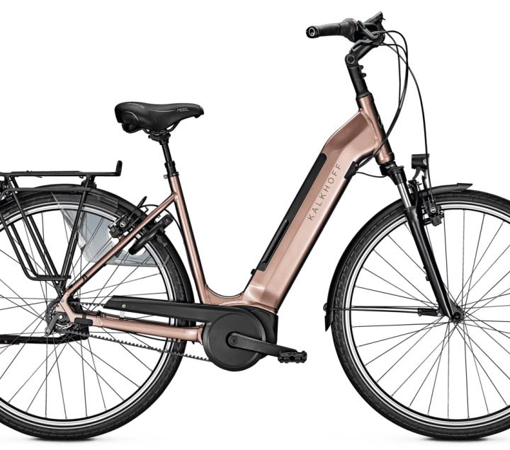 Waarom een Kalkhoff fiets een goede keuze is